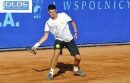 Kamil Majchrzak w drugiej rundzie Talex Open 2016