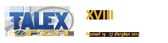 Talex Open 2017 – ITF Futures Poland – XVII Międzynarodowe Mistrzostwa Wielkopolski w Tenisie
