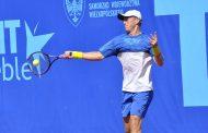 Andriej Kapaś w ćwierćfinale Talex Open 2016