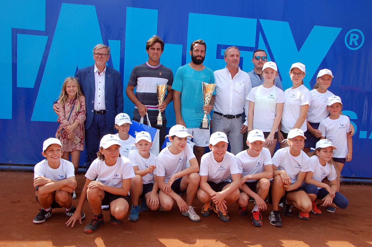 Vaclav Safranek zwycięzcą Talex Open 2019