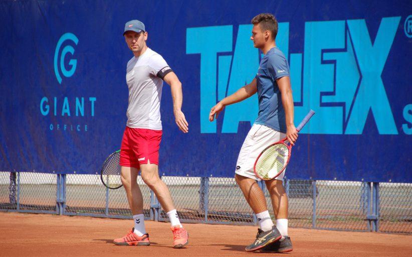 Matuszewski - Kowalczyk w półfinale debla