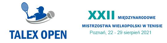 Talex Open 2021 – ITF Futures Poland – XXII Międzynarodowe Mistrzostwa Wielkopolski w Tenisie